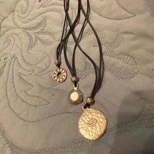 Chico's layered necklace